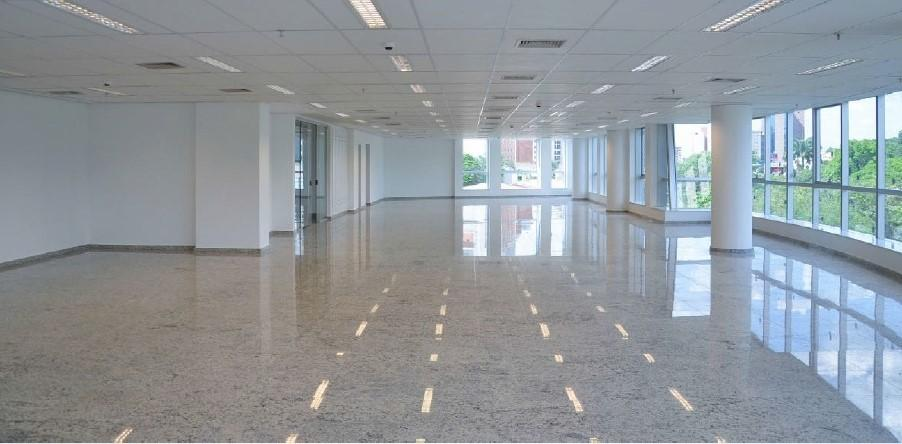 Laje para alugar, 360 m² - Cambuí - Campinas/SP