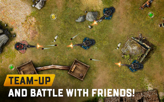 Confront Strike: Online PvP apk screenshot