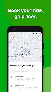 Gojek - Ojek Taxi Booking, Delivery and Payment for pc