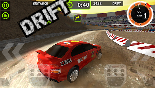 Game Rally Racer Dirt