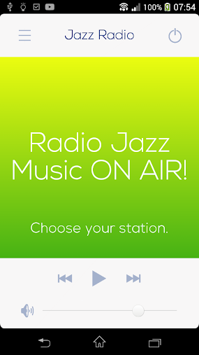 jazz music Radio APK