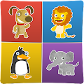 Animals memory game for kids APK for Bluestacks