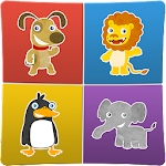 Animals memory game for kids 2.5.0 Apk