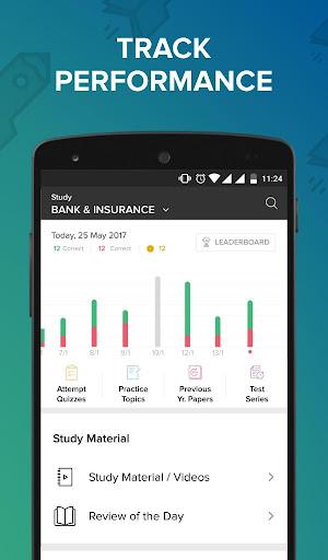 #1 Exam Preparation App: Quiz, Previous Papers, GK screenshot 5