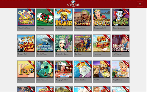 Silver Slots Casino - screenshot