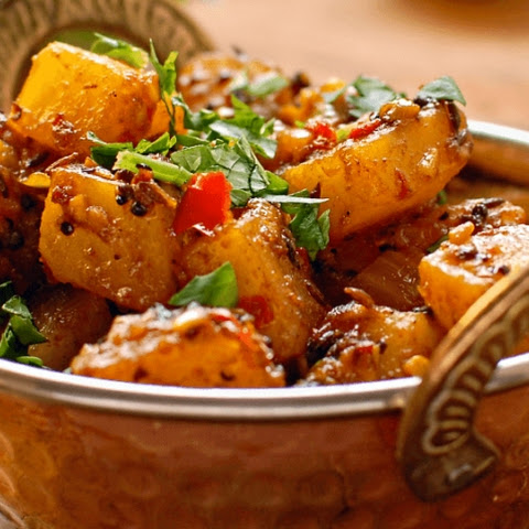 Vegan Aloo Chaat