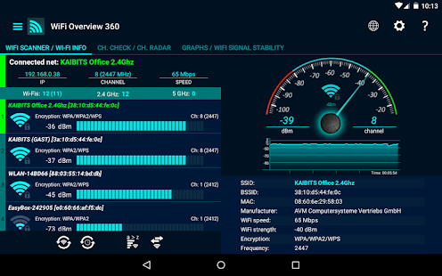 App WiFi Overview 360 APK for Windows Phone | Android ...
