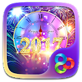 New Year 2017 GO LauncherTheme APK baixar