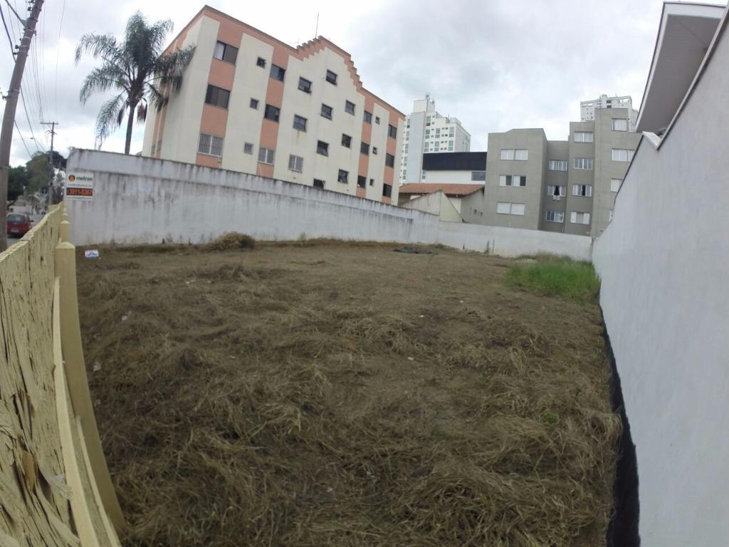 Terreno residencial à venda, Jardim Alvorada, São José dos C
