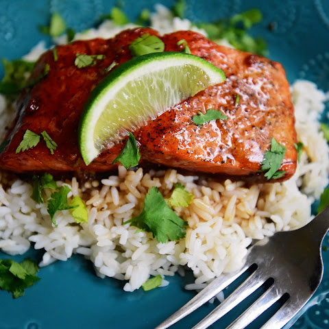 Honey Soy Salmon