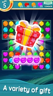 2 Fruit Candy Blast App screenshot