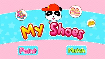 Screenshot of My Shoes by BabyBus