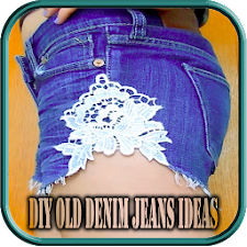 DIY Old Denim Jeans Ideas