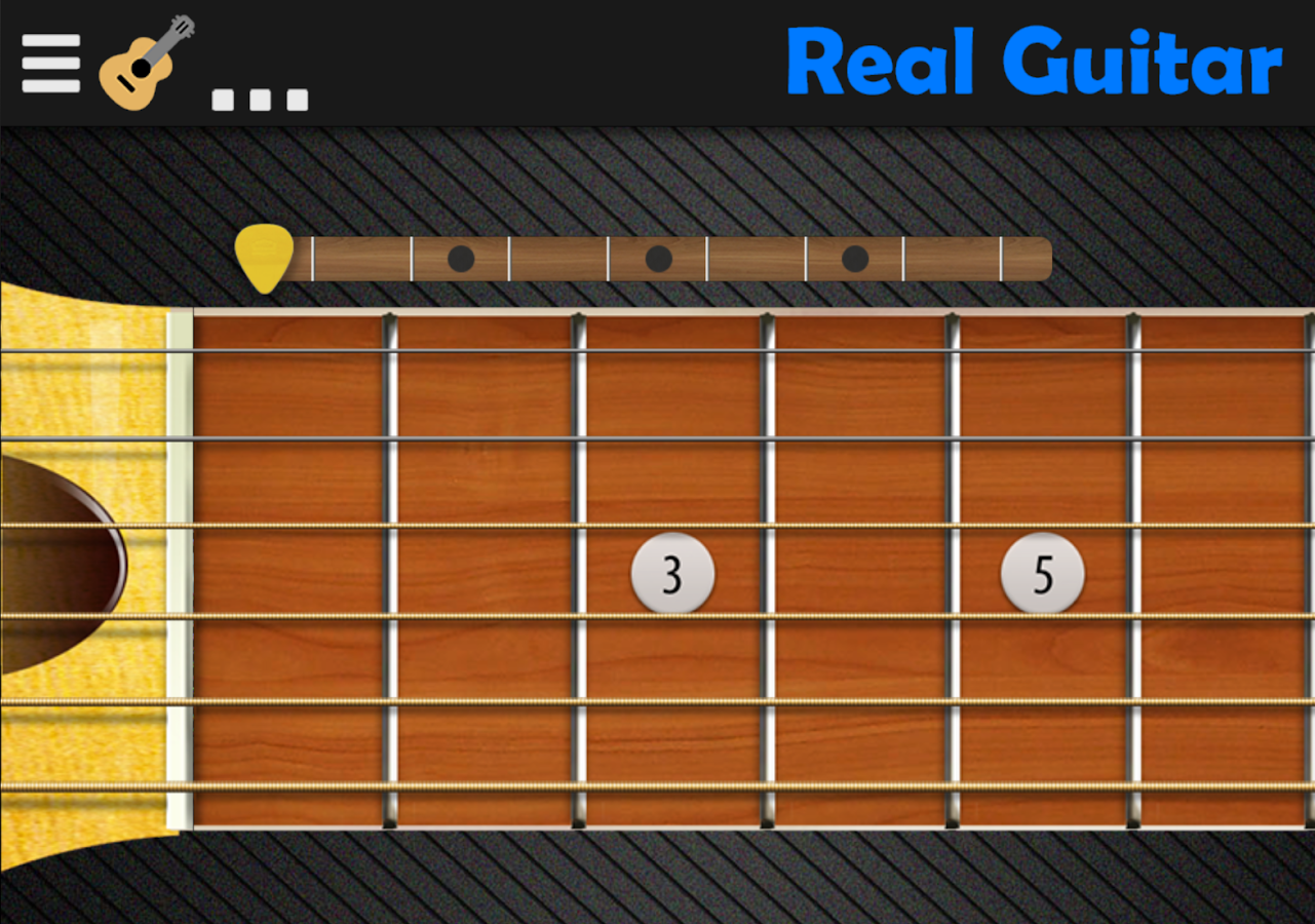 Real Guitar Screenshot 10