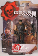 "Фигурка ""Gears of War 3 3/4"" Series 2 - Marcus Fenix /4шт"