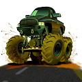 Hard Road Truck 2D APK for Bluestacks