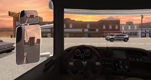 USA 3D Truck Simulator 2016 - screenshot