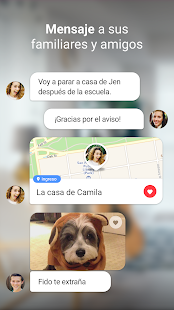 Localizador Familiar y Movil Screenshot