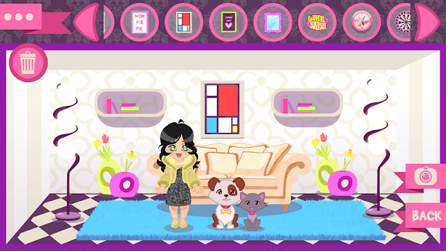 Design Your Bedroom Games - Play Free Decoration Game Online