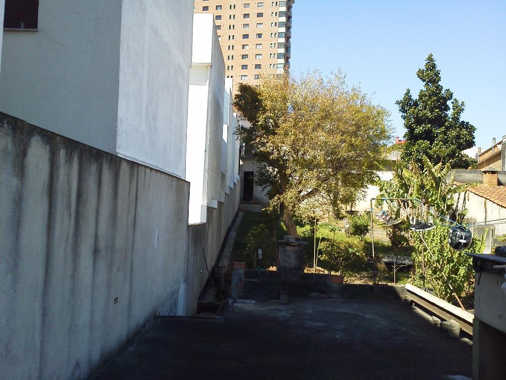 Casa comercial para locação, Parque das Nações, Santo André.