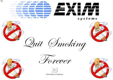 Quit Smoking Forever - screenshot