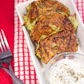 Fresh from the Garden Zucchini Fritters