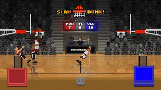 Bouncy Basketball- screenshot thumbnail