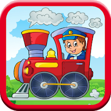 Train Game For Kids - FREE!