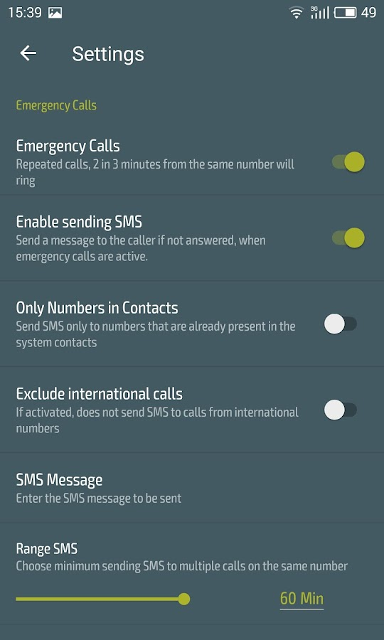 Do Not Disturb - Silent Mode Premium Screenshot 10