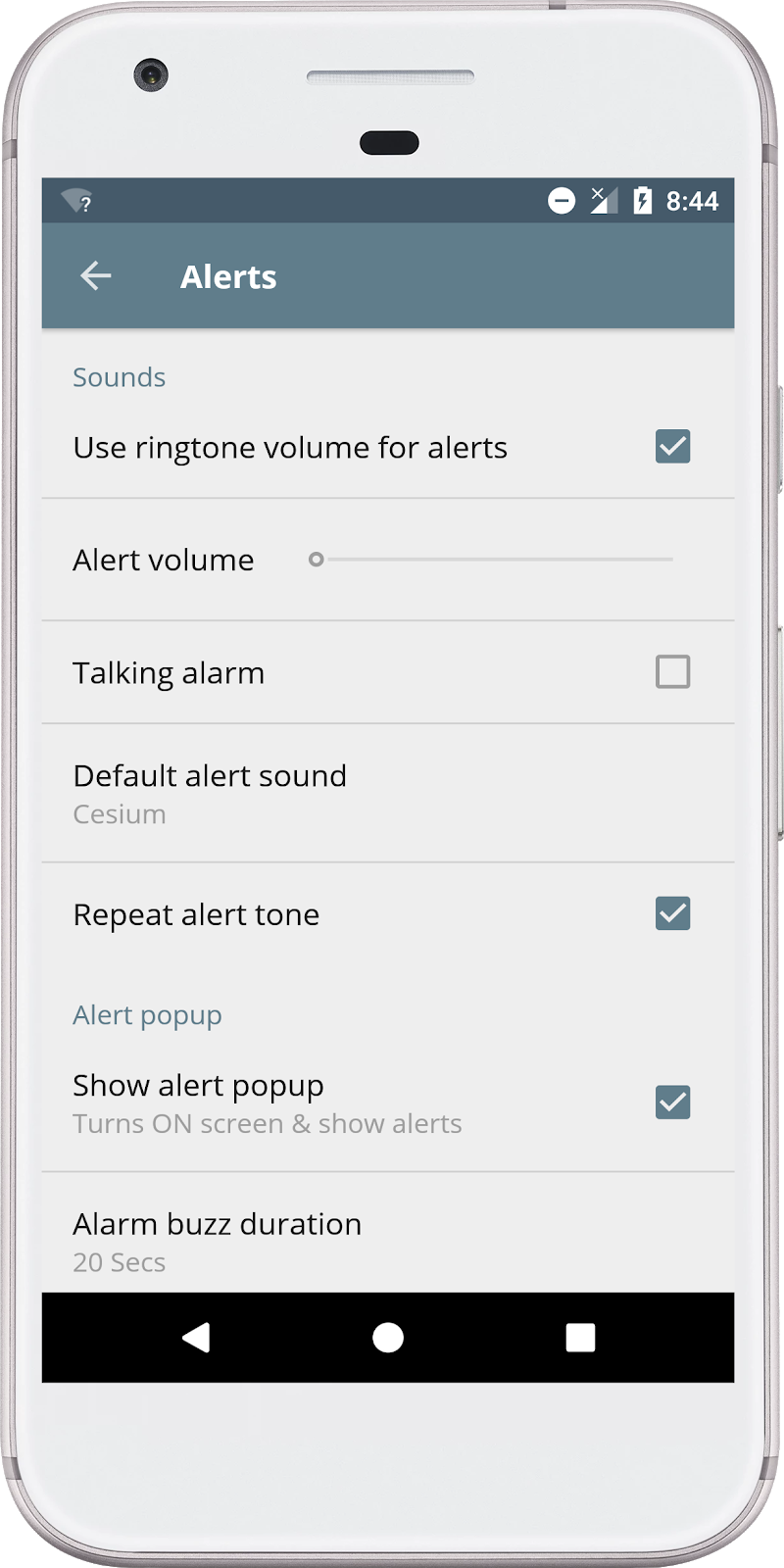 Just Reminder with Alarm Screenshot 4