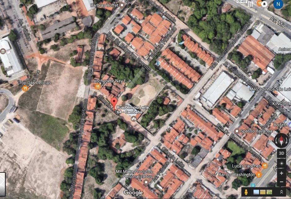 Terreno à venda em Fortaleza - CE