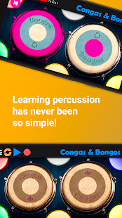 Congas & Bongos - Percussion Kit for pc