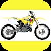 Jetting for Suzuki RM dirtbike