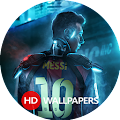 Messi Wallpapers APK for Bluestacks