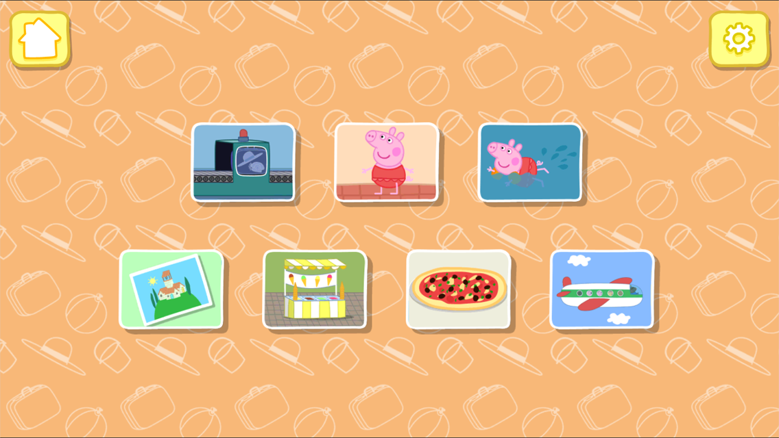 Peppa Pig: Holiday Screenshot 7