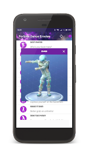 Dances from Fortnite (Dance Emotes) for pc