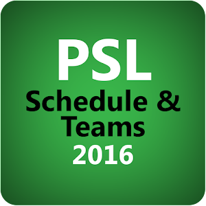 PSL Cricket Schedule & Teams