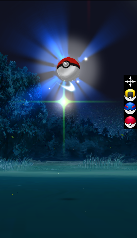 Automatic Pokéball Thrower Screenshot 3