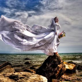 by T. Lee Kindy - Wedding Bride