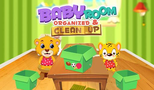 Baby Room Organised & Clean Up - screenshot