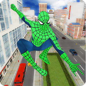 Spider Superhero City Battle for Android