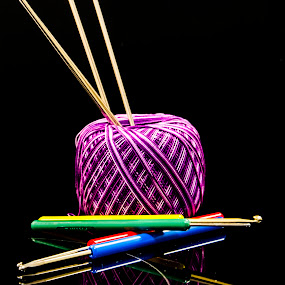 by Kamlesh Kumar - Products & Objects Business Objects ( knitting, thread, wool, business )
