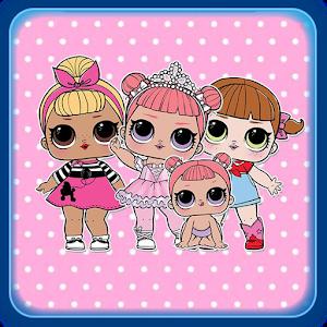 L,O,L Surprise wallpaper dolls For PC / Windows 7/8/10 / Mac – Free Download