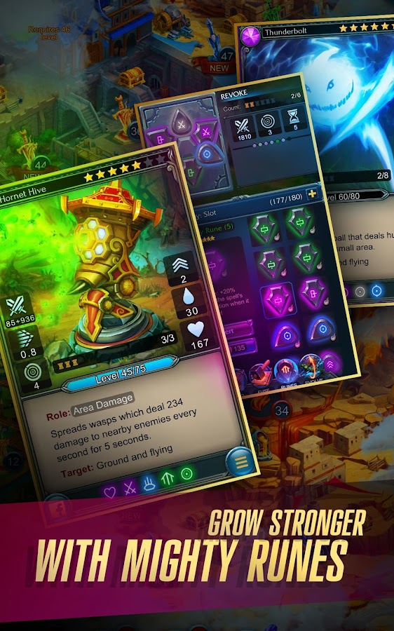 Defenders 2: Tower Defense CCG Screenshot 13