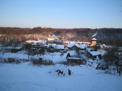 Зимняя панорама в Бельмонтасе