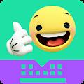 Free Talkyboard - talking emojis APK for Windows 8