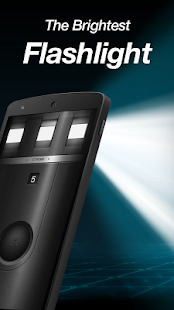 App Brightest LED Flashlight APK for Kindle