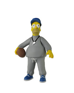 "Фигурка ""The Simpsons 5"" Series 1 - Coach Homer"