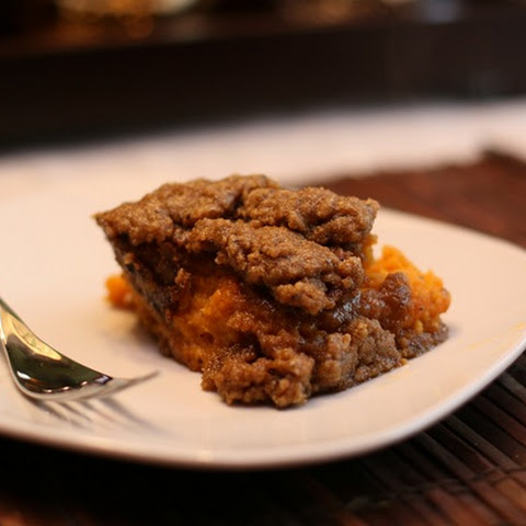 This Ain't Grandma's Sweet Potato Casserole (Vegan)