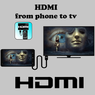 hdmi for android phone to tv new